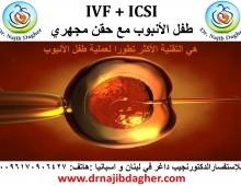 IVF + ICSI Lebanon, IVF + ICSI in Lebanon