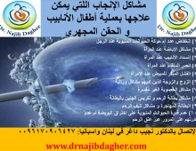 IVF in Lebanon, Dr. Najib Dagher, Fertility specialist in Lebanon & Spain